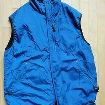 Burton Ak Mens Vest Inflatable Tube Blue Medium Photo