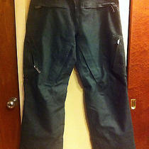 Burton 'Ak Summit' Women's Snowboard Pants (Size Large) in Great Condition Photo