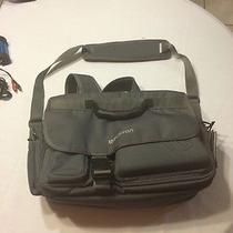 Burton Backpack / Briefcase Laptop Bag Excellent Large Photo