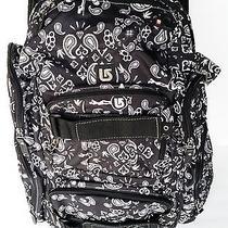 Burton Backpack for Laptops Travel Skulls Paisley Stripper Diamonds Pot Leaves Photo