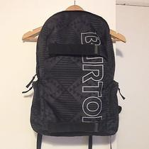 Burton Backpack W/ Board Straps - Like New Condition Photo