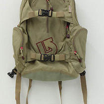 Burton Beige Utility Backpack Photo