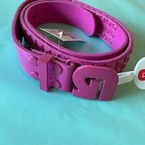 Burton Belt Xl Studded Vivid Violet Nwt Photo