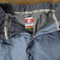 Burton Bio-Lite Blue Snowboard Pants Size Womens S Photo