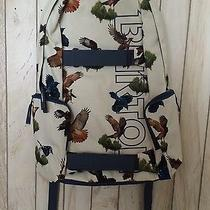 Burton Bird Print Skate Backpack Photo