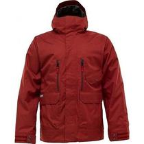 Burton Bit-O-Heaven Snowboard Jacket (L) Biking Red 253700 Photo