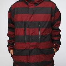 Burton Bit-O-Heaven Snowboard Jacket (L) Biking Red Photo
