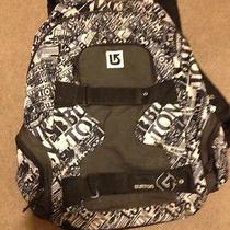 Burton Book Bag Photo