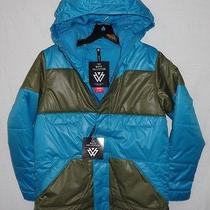 Burton Boy's the White Collection Warm and Friendly Jacket Photo