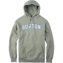 Burton College Pullover Hoody (M) Grey Heather Photo