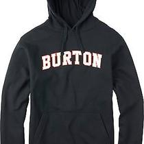 Burton College Pullover Hoody (M) True Black Photo