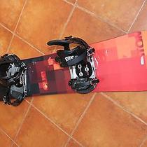 Burton Cusom v Rocker Snow Board Photo