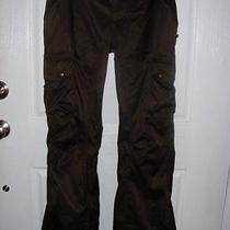 Burton Dryride Womens Brown Ski Snowboard Pants Size Small Lucky Pant Photo
