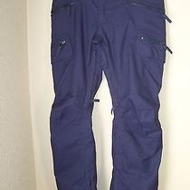 Burton Dryride Womens Xs Xsmall Snowboard Pants Snow Photo