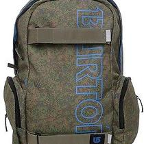 Burton Emphasis Backpack Pack Cell Skate Skateboard Camouflage Photo