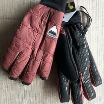 Burton Evergreen Insulator Mens Large Gloves Nwt 49 Photo