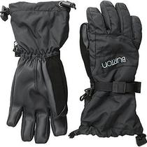 Burton Girls Gloves True Black X-Small Photo