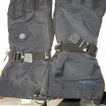 Burton Gore-Tex Mens Ski Gloves - Shell  Insulated Liner -  Large Photo