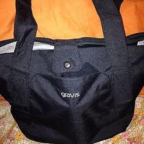 Burton  Gravis Shoulder Bag Grey Black Computer Tablet Work School Tote Travel Photo