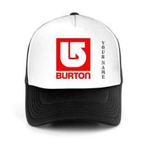 Burton Hat Custom Name Photo