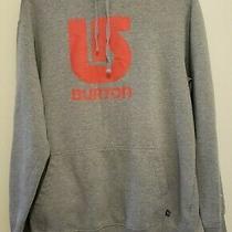 Burton Hoodie Sweatshirt Men's Size Medium Photo