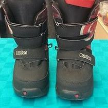 Burton Kids Snow Boots Sz 13 Photo