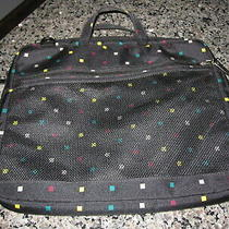 Burton  Laptop Bag With Classic Black With Dots Color Scheme Photo