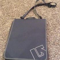 Burton Laptop Computer Messenger Bag School Shoulder Strap Backpack Photo