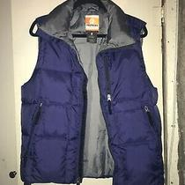 Burton Lava S Purple Womens Snow Winter Puffy / Quilted Vest Excellent Condition Photo