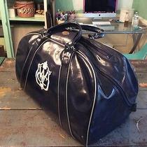 Burton Manufacturing Company Jasper Alabama Vintage Overnight Bag Golf Photo
