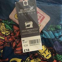 Burton Marvel Comics Men's Lounge Pants M & L Avail - Nwt Photo