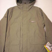 Burton Men's Arctic Snow Jacket Hazel Large Nwt  Photo