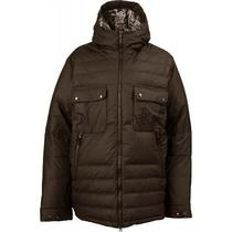 Burton Men's Kurtz Down Snow Jacket Mocha Large Nwt Photo