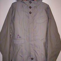 Burton Men's Ronin Stable Snow Jacket Hazel Large Nwt  Photo
