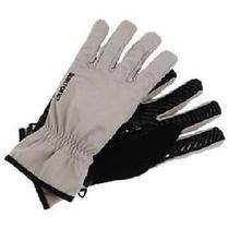 Burton Men's Softshell Liner Winter Sport Gloves Iron Grey Size Large  Photo