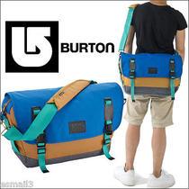 Burton Messenger Flint - Wd Threshold Diamond Ripstop Shoulder Bike School Bag Photo