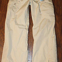 Burton Nwt Womens Snowboarding Trailblazer Vent Pants Sz S Cream Retail 149 Photo