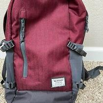 Burton -  Prospect Backpack With Padded Laptop Sleeve Water Bottle Pockets Photo
