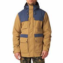 Burton Rogue Waterproof Insulated Ski Snowboard Winter Jacket Coat Men Sz Medium Photo