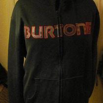 Burton's Hooded Sweatshirt Size Large Photo
