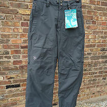 Burton Ski Pants Womens Xs Snowboard Gray Ski Insulated Winter Radar Troop New Photo