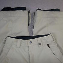Burton Ski Snow Pants Girls M Euc Photo