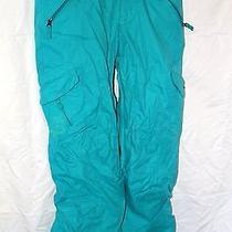 Burton Ski Snowboard Snow Pants Women's Size S Photo