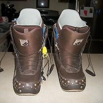 Burton Snow Boots Photo