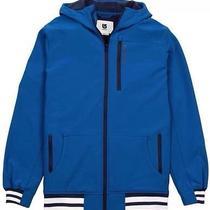 Burton Snowboard Dryride Softshell l.e.d. Blue Hoodie Jacket Coat Size Large Nwt Photo