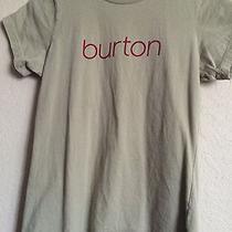 Burton Snowboard Tee Shirt for Women Photo