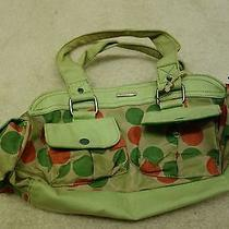 Burton Snowboarding Green Shoulder Bag Handbag Purse Photo