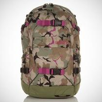 Burton Snowboards Day Hiker Riders 22l Wmn Paint Camo Backpack Photo
