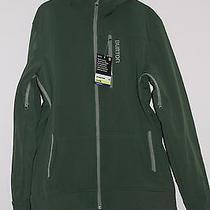 Burton Softshell Hoodie Men's Jacket Sherwood Green Xl New Photo