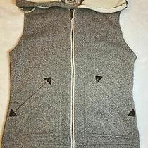 Burton Starr Vest in Heather Grey Size Small Photo